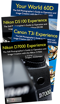 """Canon Nikon """"user guide"""" manual """"how to"""" """"for dummies"""""""