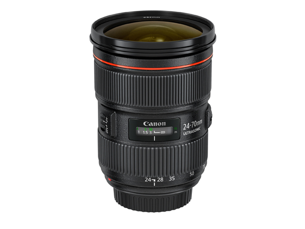 Canon 24-700mm f/2.8L II lens new updated improved