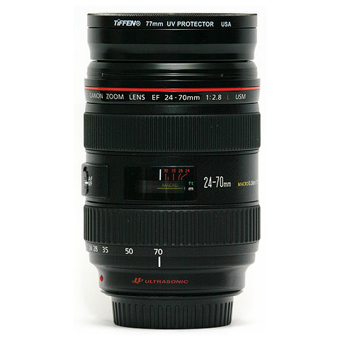Canon 24-70mm f/2.8L original lens