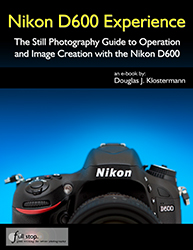 Nikon D600 book ebook camera guide download manual how to dummies field instruction tutorial