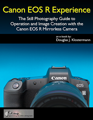 Canon EOS R Experience book manual guide how to learn master quick start tips tricks