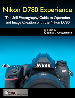 Nikon D780 Experience book manual guide how to setup tips tricks dummies