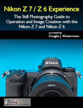 Nikon, Nikon Z7, Nikon Z6, Z7, Z6, book, menu, guide, tips, tricks, how to