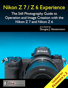 Nikon Z7 Z6 Experience book manual guide Firmware 2 update